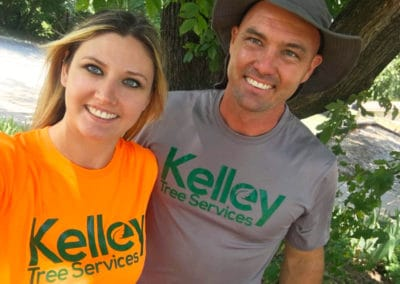 Owners Kelley Tree Services